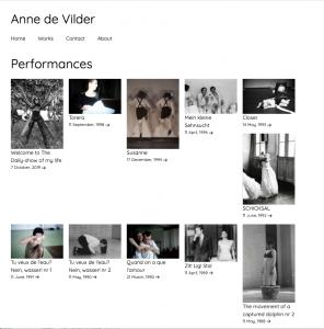 Anne de Vilder