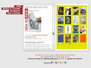 kunstidee - Picozine mini magazine